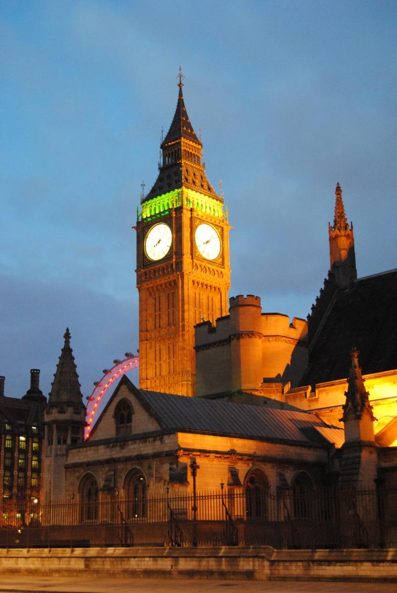 Sekilas Pandang di Kota London