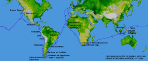 Circumnavigation of the Earth (1577 - 1580)