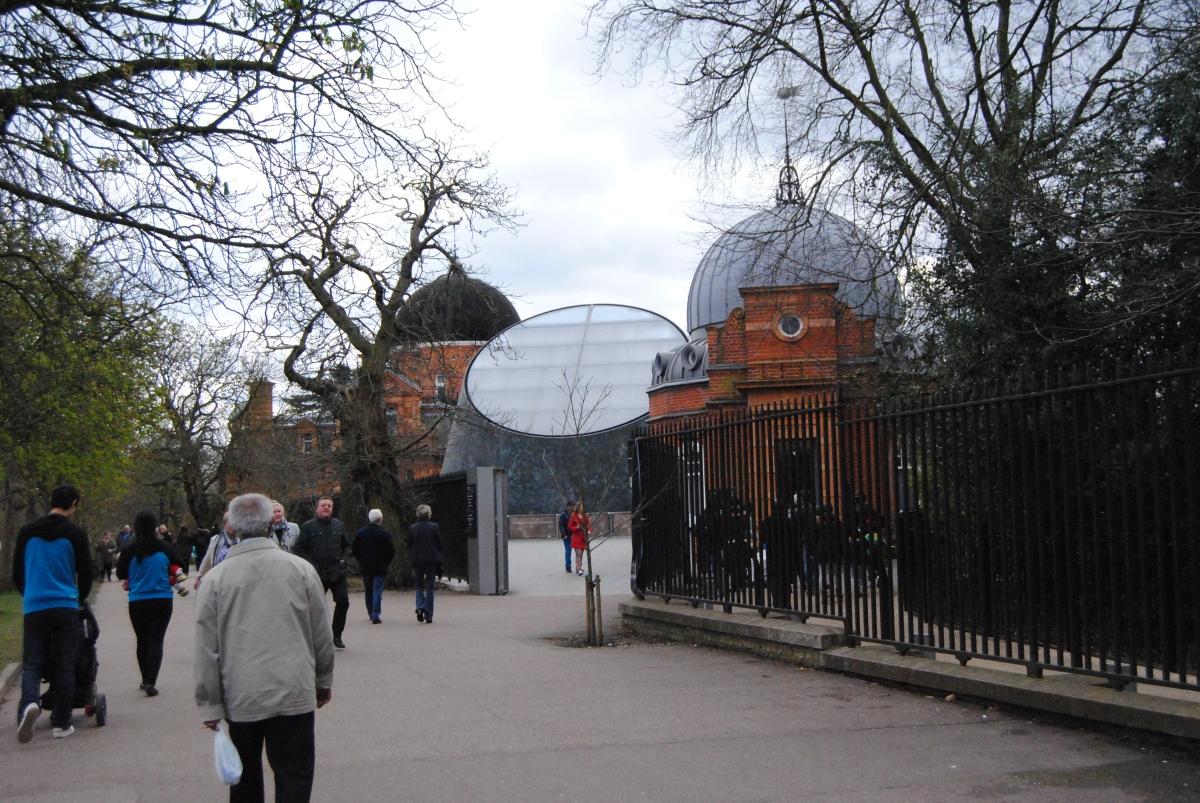 Menjelajah Waktu di Greenwich