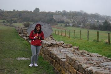 Hadrian Wall, England